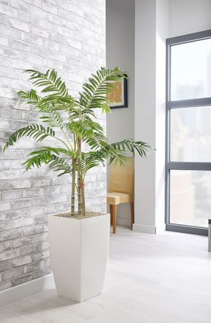 Floor Standing Artificial Office Plants