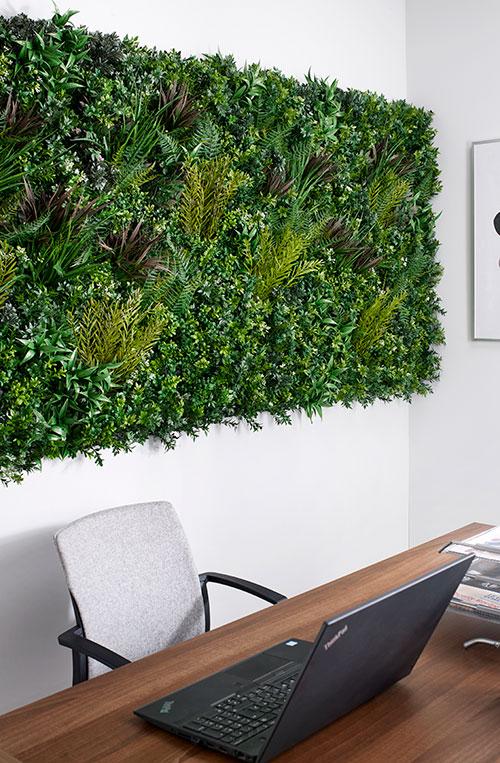 prospect plants mid range green wall